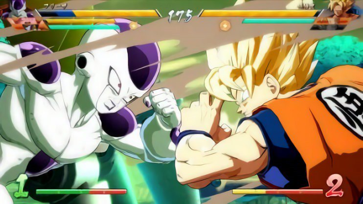 Dragon Ball Fighters 2 5d Fighter 3v3 Bn Arc System