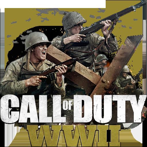 COD WW2 Mockup